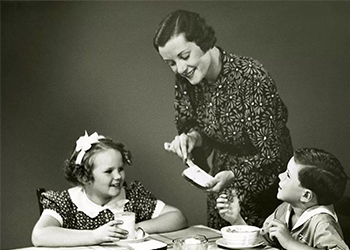 母亲节都要快乐-陪伴是最长情的告白