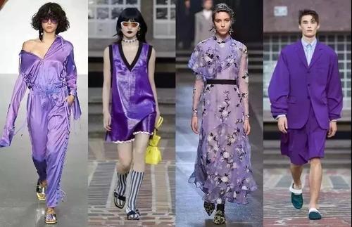 服装色彩搭配|解读自然色彩的秘密10-紫外光色